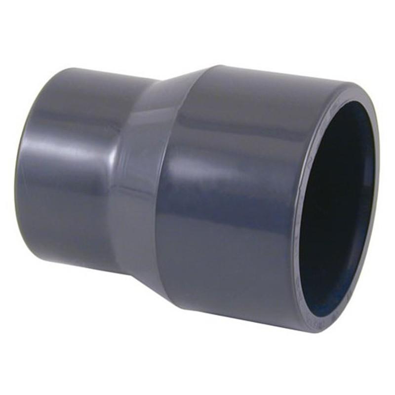 Reducción cónica PVC