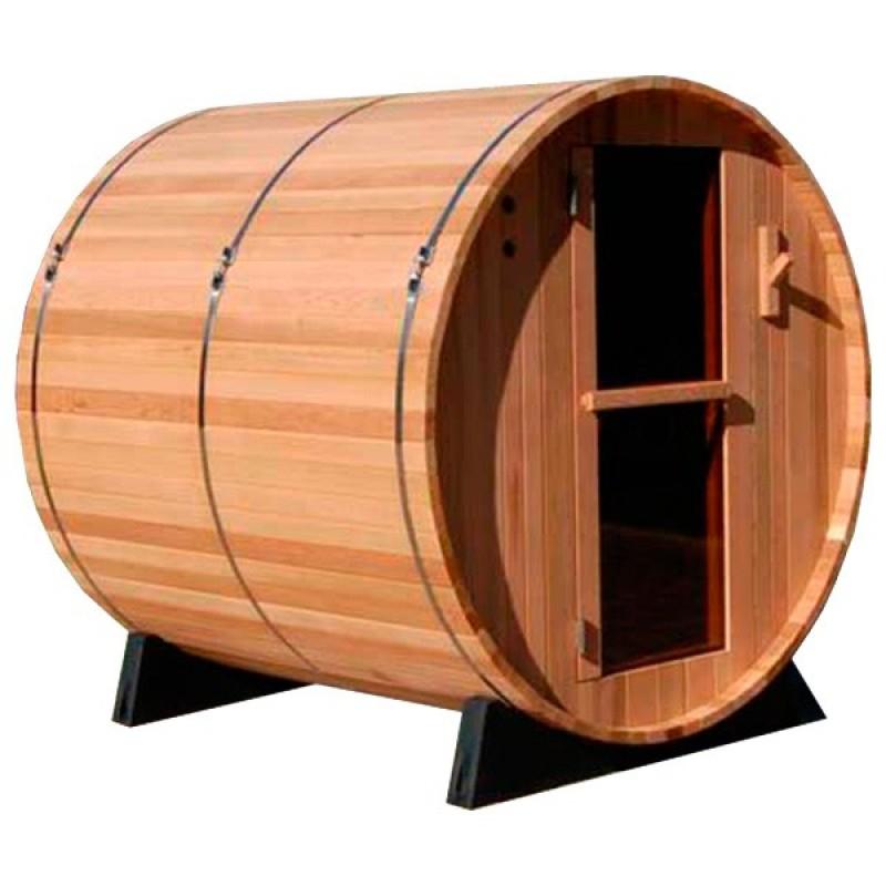 Sauna de Exterior Barril 4 personas