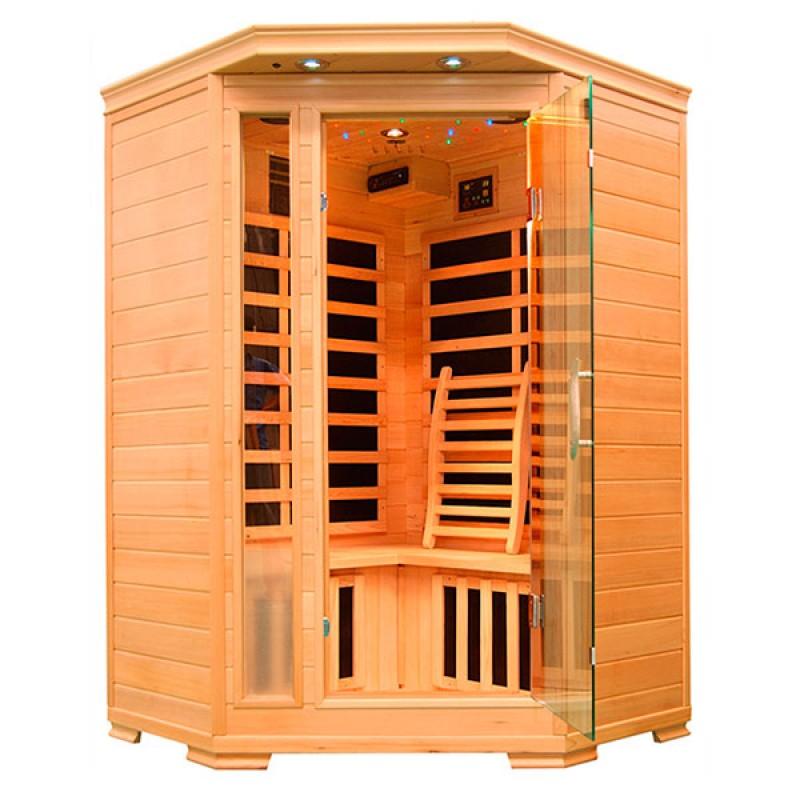Sauna Infrarrojos Delfos 2/3 Plazas