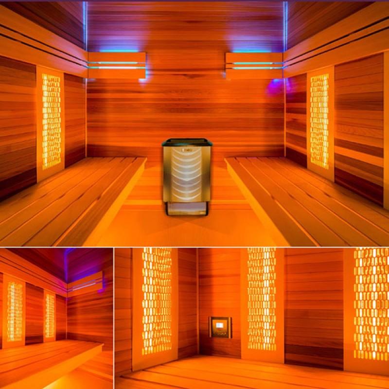 Sauna Hybrida Combi