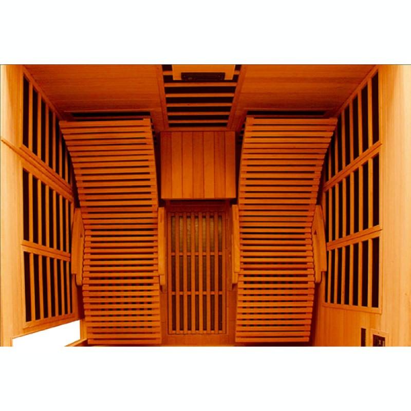 Sauna Infrarrojos Alto Duo