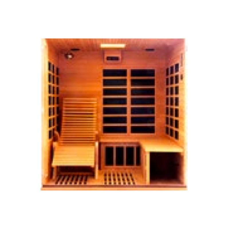 Sauna Infrarrojos Alto Family Prestige