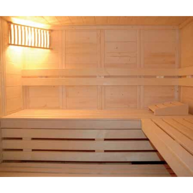 Sauna de Vapor Finnia