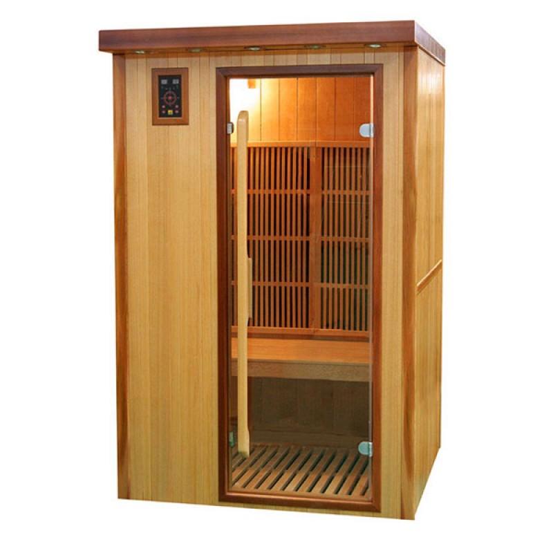 Sauna Infrarrojos Koulou 2 Plazas