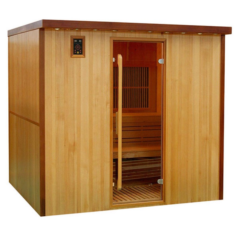 Sauna Infrarrojos Koulou 5 Plazas