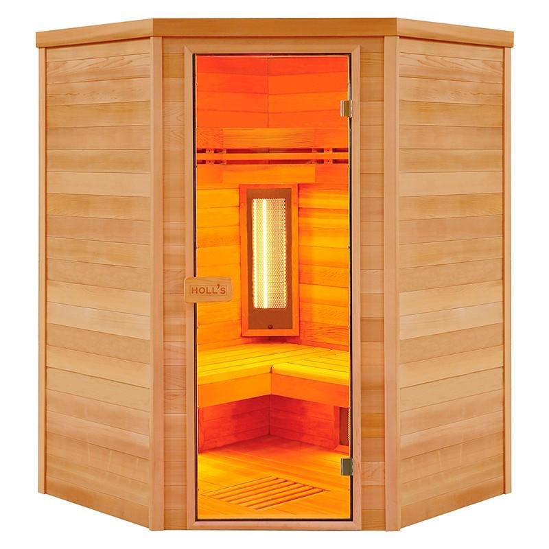 Sauna infrarrojos Multiwave 3C