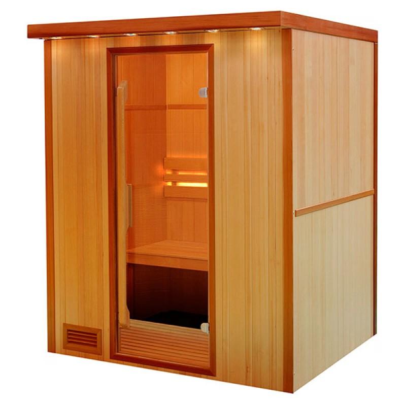 Sauna Vapor Oulou 3 Plazas
