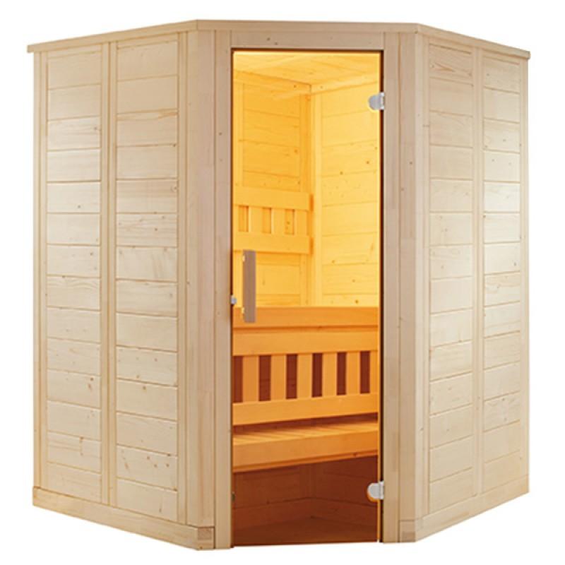 Sauna Vapor Wellfun Mini Tradicional Finlandesa