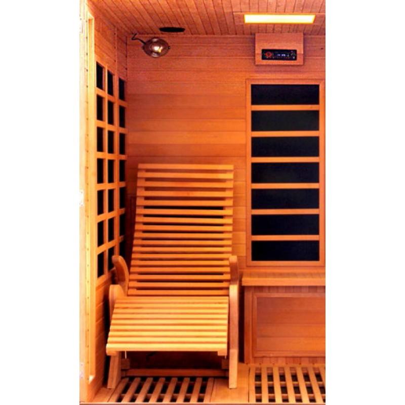 Sauna Infrarrojos Alto Nature Solo