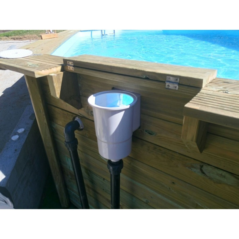 Skimmer piscina Macadamia