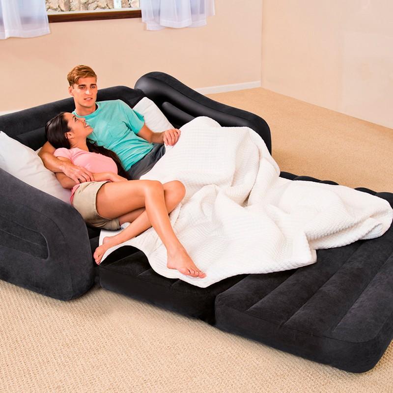 Sofá cama doble 193x231x71