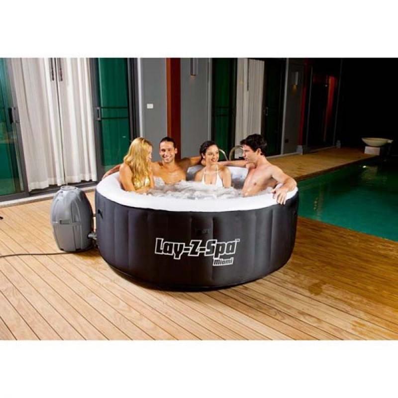 Spa Lay-Z Miami para 4 personas