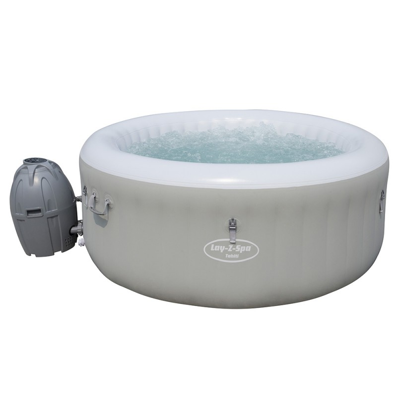 Spa Hinchable LAY-Z-SPA Tahiti Airjet Bestway burbujas