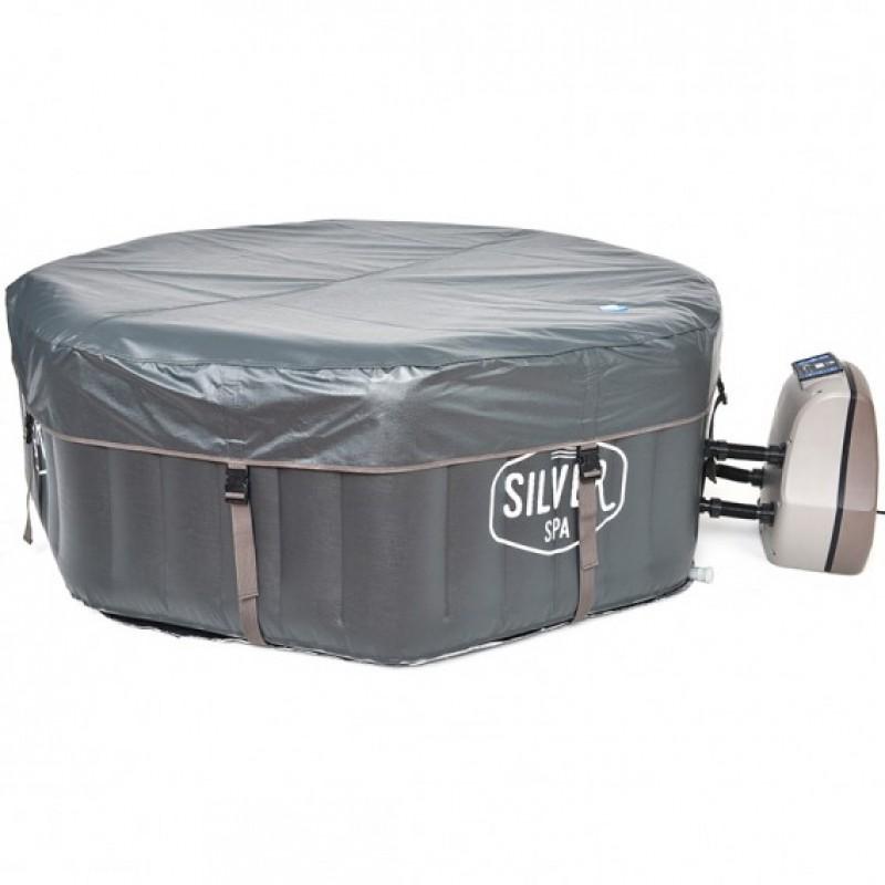 Spa Silver con cubierta isotérmica