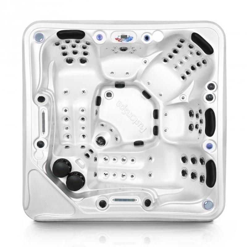 Vista superior Spa Pro 5.2