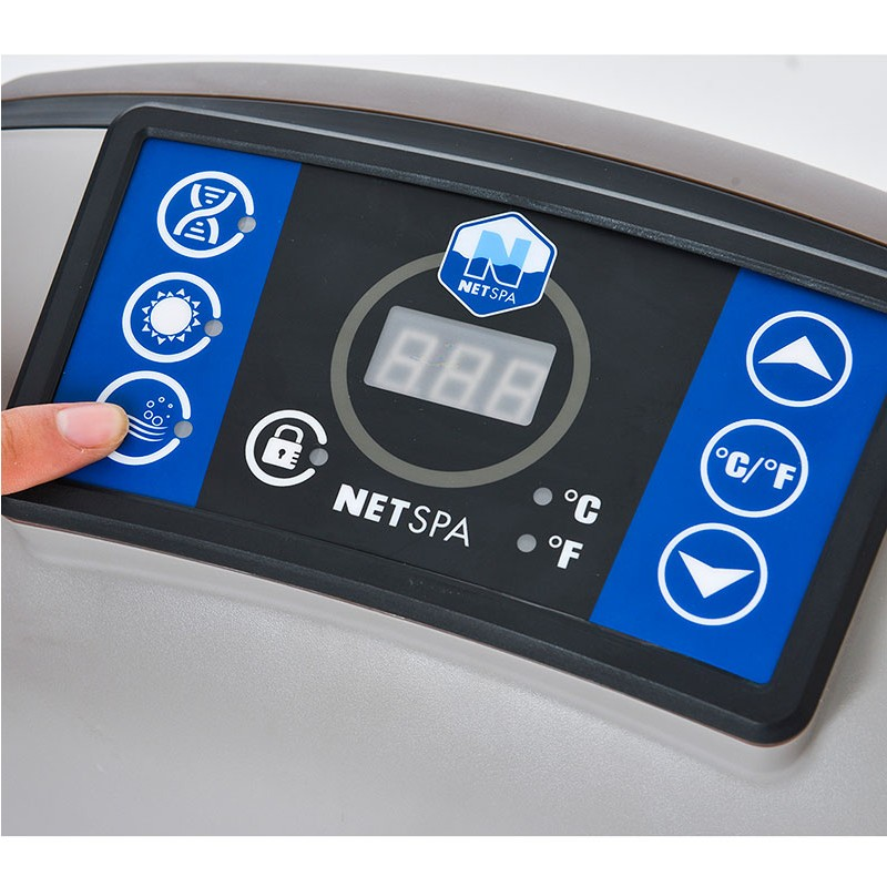 Spa Vita Netspa Poolstar panel de control
