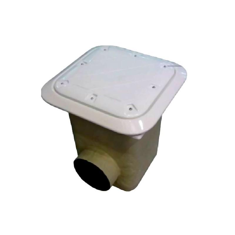 Sumidero Norm Poliéster y Fibra Reja Plástico