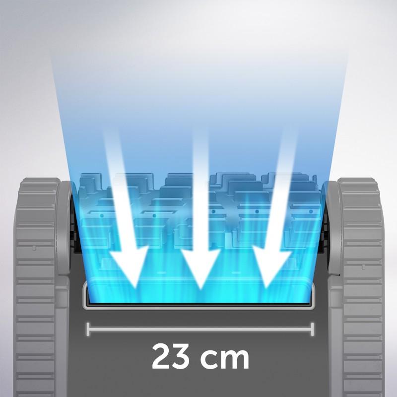 Boquilla de aspiración de 23 cm