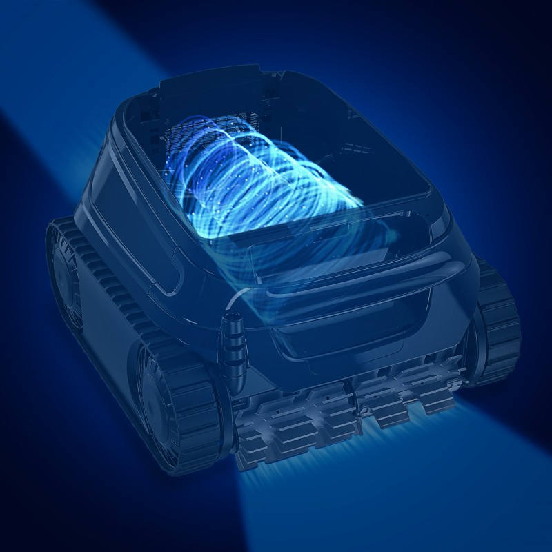 Motor limpiafondos CNX 20