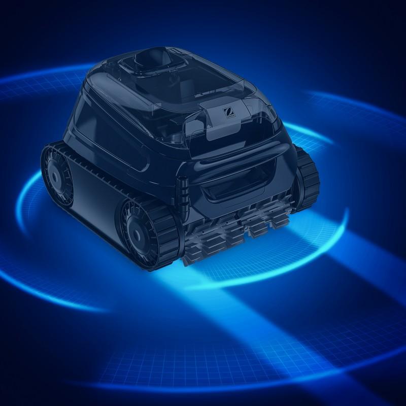 Limpiafondos CNX 20 de gran capacidad de absorción