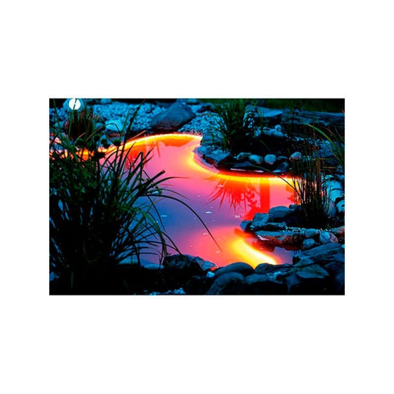 Tira LED RGB sumergible