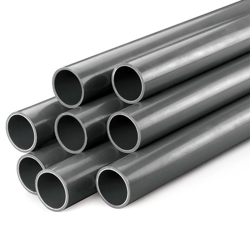 Tubo de presión de PVC PN10 rígido D40-D200