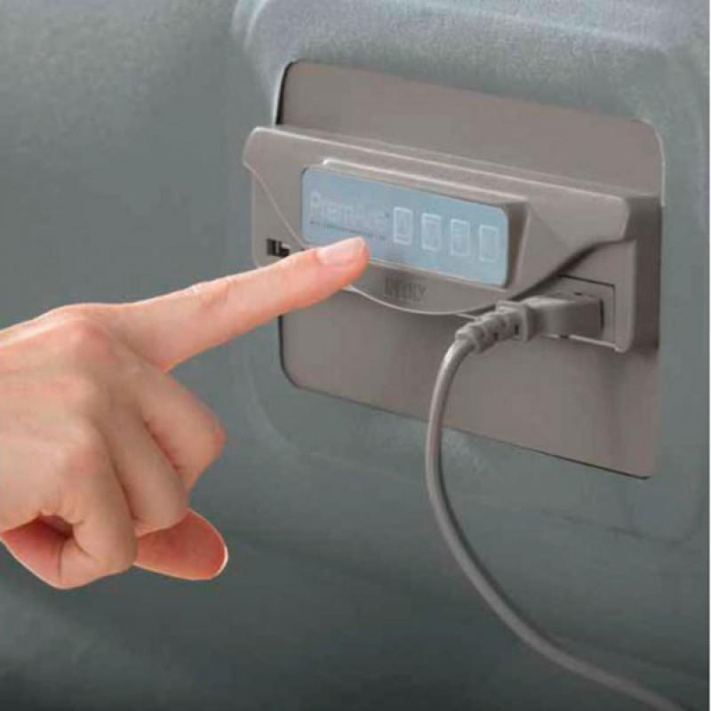 Panel de control Cama Hinchable PremAire Fiber-Tech