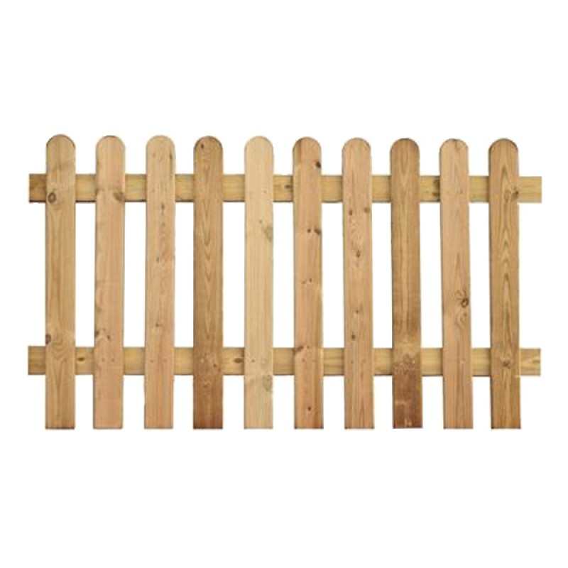 Valla de madera de pino flandes outlet piscinas - Madera de pino tratada ...