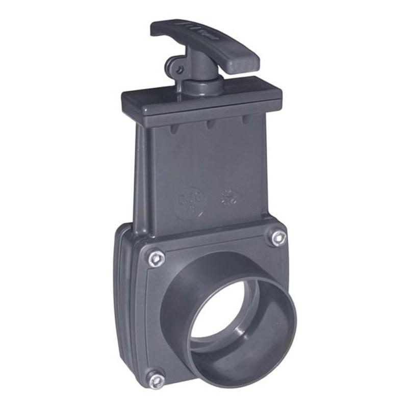 Válvula guillotina PVC Cepex