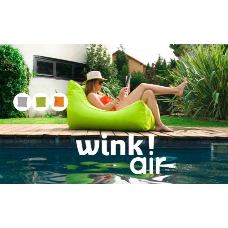 Sillón Acuático Wink Air en piscina