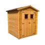 Cobertizo de madera Alexander