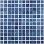 Gresite Azul Marino serie Niebla 2m²
