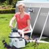 Depuradora Intex 26644 de arena de 4.500 l/h ambiente