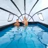 Interior Piscina Cocodrile Dome 400 x 200 x 100