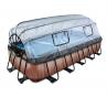 Piscina Parket Dome 540 x 250 x 100