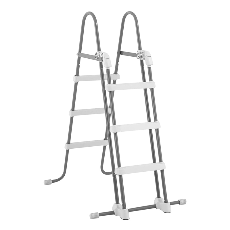 Escalera piscina Intex 91/107cm