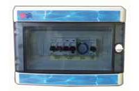 Cuadros bomba filtro y electrólisis