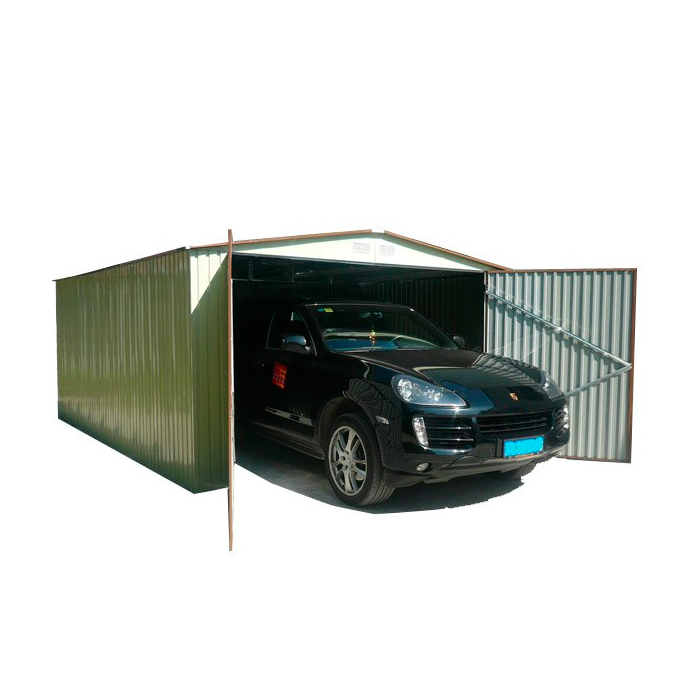 Garaje metalico oxford 380x540x232cm