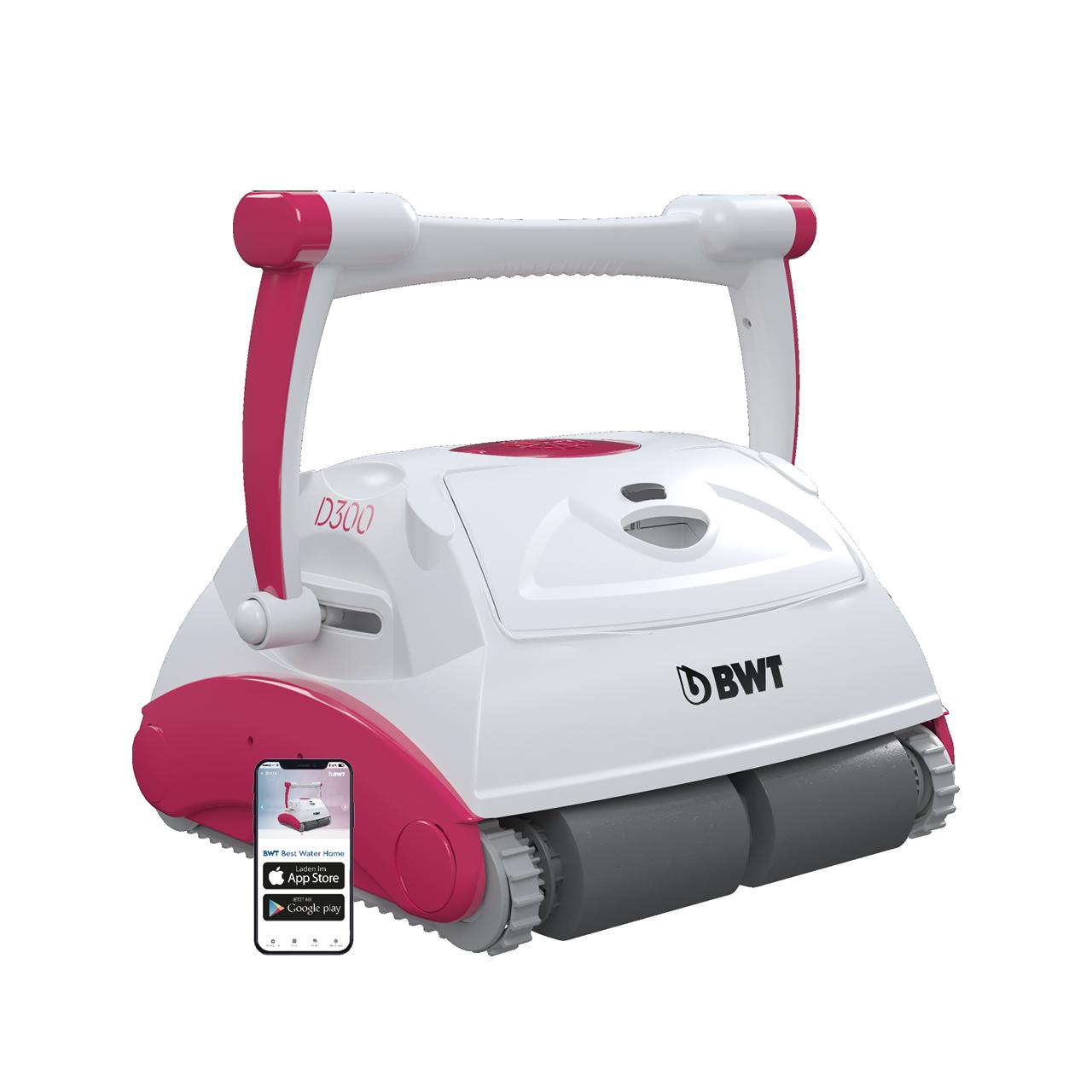 Limpiafondos BWT D-Line D300
