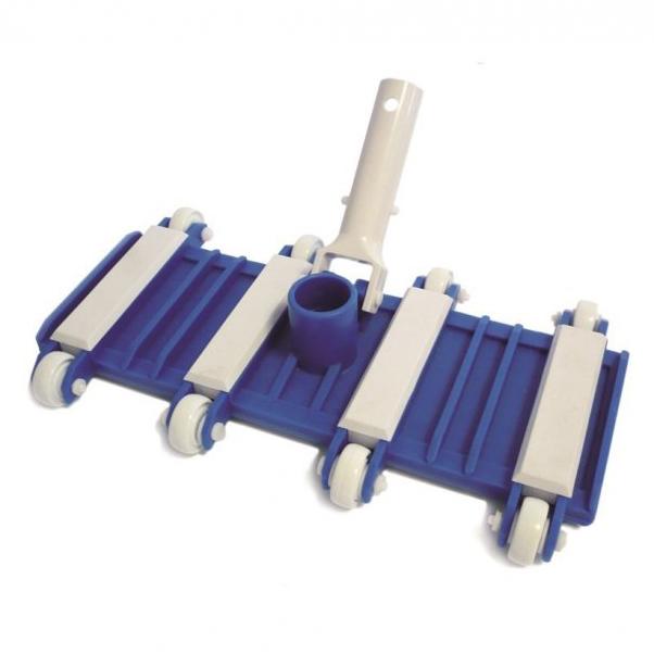 Limpiafondos manual rotativo