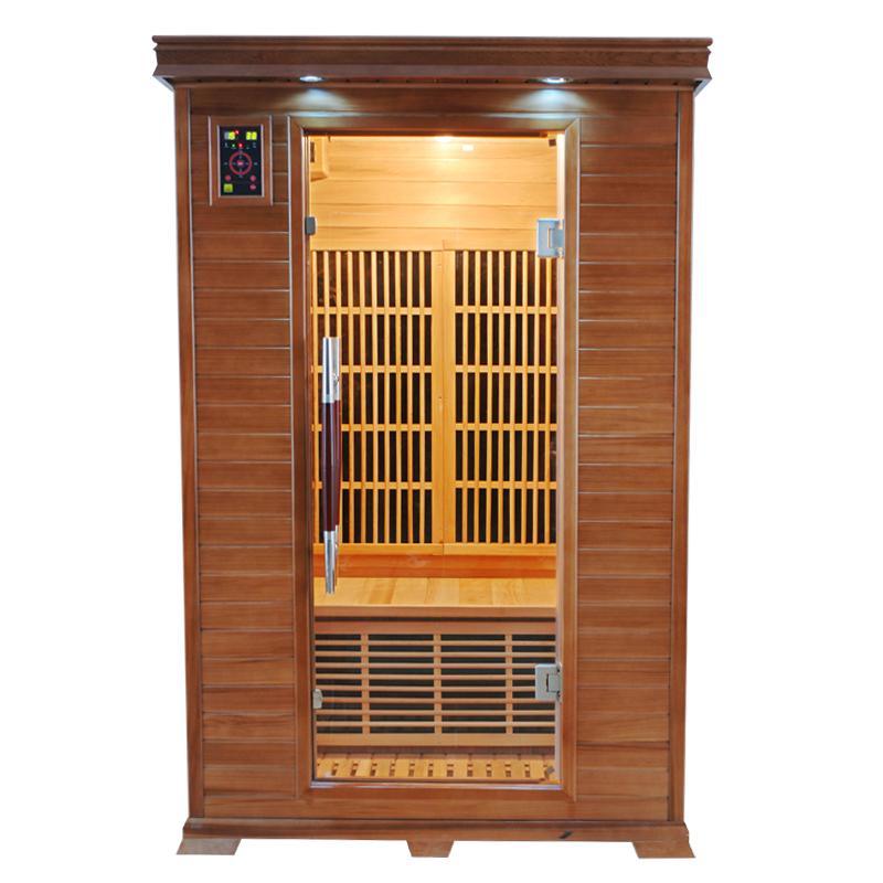 Sauna infrarrojos Luxe 2 Plazas