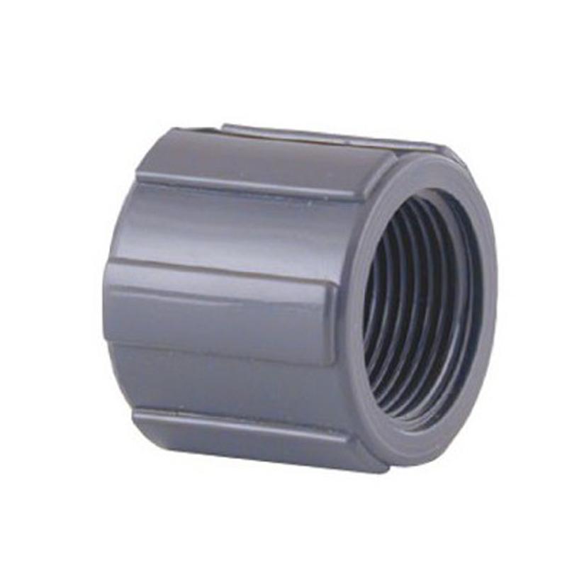 Manguito unión para brazos colectores de PVC