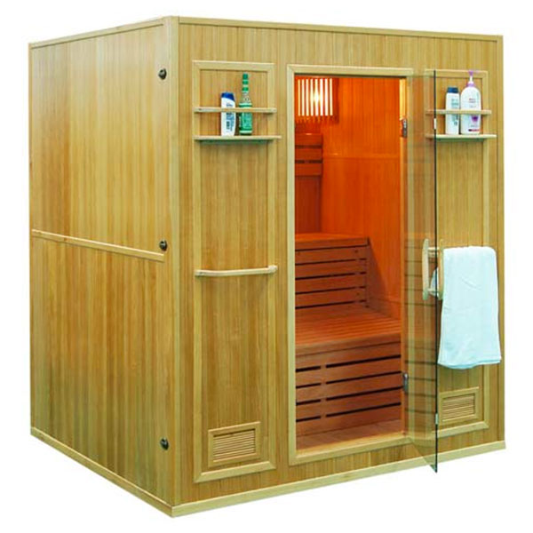 Sauna Vapor Milán 4 Plazas