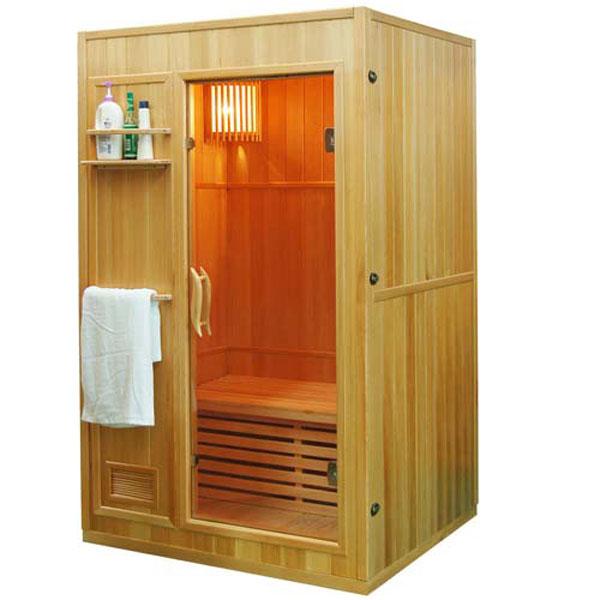 Sauna Vapor Milán 2 Personas