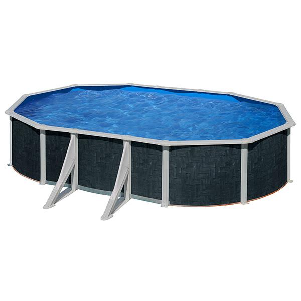 piscina desmontable Gre con refuerzos