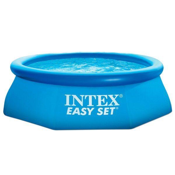 Piscina Easy Set Intex Ø 244 x 76