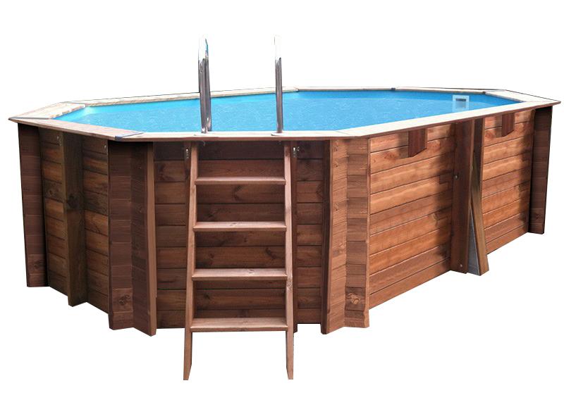 piscina madera gre
