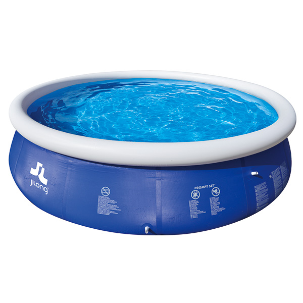 Piscina hinchable mar n blue 360x90cm outlet piscinas for Piscinas desmontables hinchables