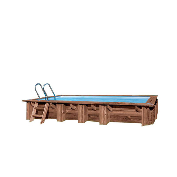 Piscina rectangular Mango Sunbay Gre 618x320x130