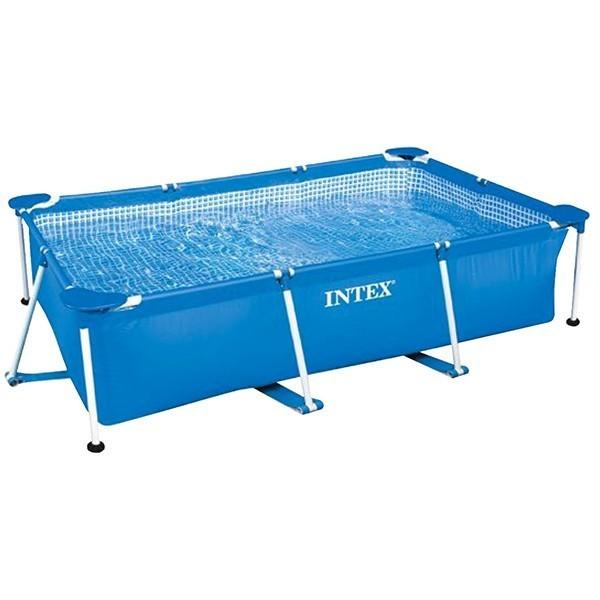 piscina intex small frame patas sencillas